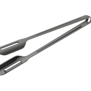 Quantum Charcoal And Wood Chip Tongs