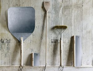 Wood Fired Oven cooking tools