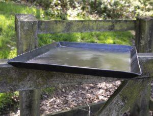 Cast iron Tray