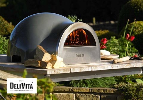 Wood Fired outdoor ovens