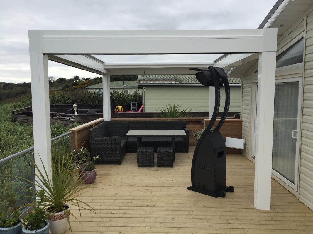 Residential Projects - Awnings of Ireland - Parasols ...