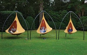 cacoon hammocks tripods